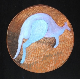 Alphabestiaire, le Kangourou
